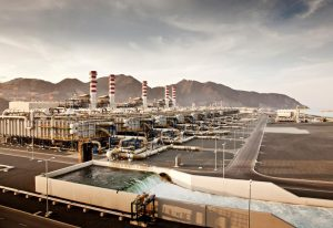 Desalination Plant Photo