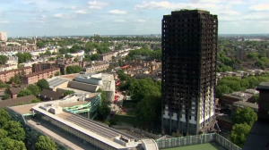 Grenfell Tower - Afterwards