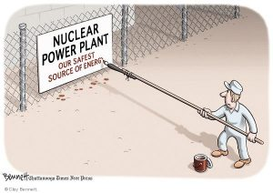 Safe Nuclear Pant and the Painter